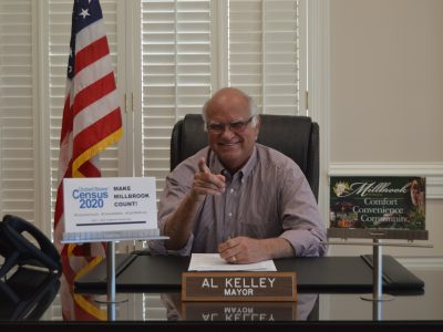 Year in Review: 2019 Was Filled with Announcements, Construction Millbrook Mayor Kelley says