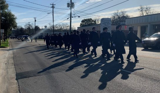 Prattville Citizens Take to the Streets for Annual MLK Day