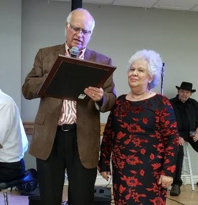 Rosalee Wade, of Millbrook, Celebrates 80th Birthday and 40th Anniversary of Meeting Husband Jim