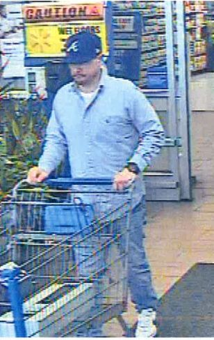 Prattville Police Searching for Identity of Shoplifting Suspect from Walmart; Reward Offered