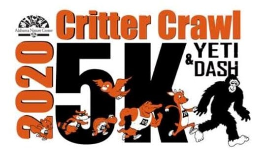 Sign Up Now for Critter Crawl Feb. 22 at Alabama Nature Center in Millbrook