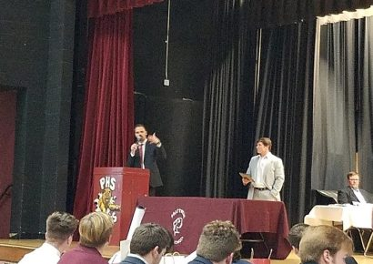 Prattville Lions Hold Banquet to Honor the 2019 Football Team