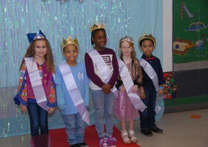Winter Fest at Coosada Elementary Brings Games, Dancing and FUN!