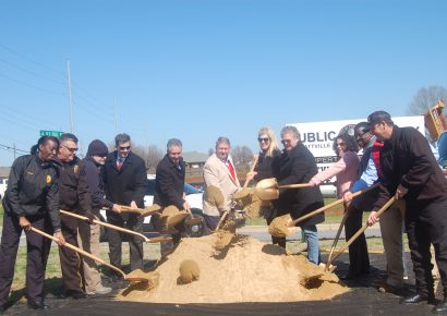 City of Prattville Celebrates Groundbreaking for Police Annex and Fire Station Number Four
