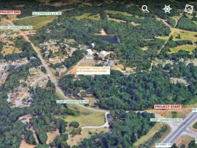 Highway Improvements Coming to Camp Grandview Road Area Beginning Week of Feb. 10 in Millbrook