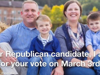 Candidate Rusty Jacksland Seeking Office on Autauga County Commission District 1