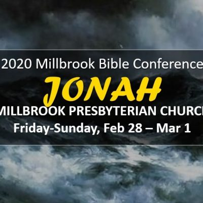 Millbrook Presbyterian to Host Bible Conference Examining Old Testament book of Jonah