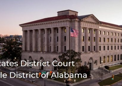 Two Men Sentenced to Federal Prison for Multiple Armed Robberies, including Tallassee
