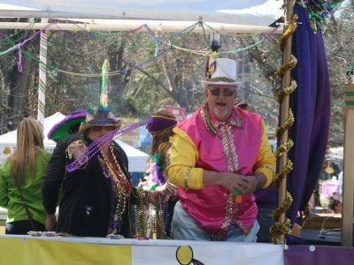 Biggest Mardi Gras Parade North of Mobile Coming to Millbrook Saturday!