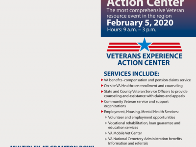 Montgomery Veterans Experience Action Center Seeks Donations for Veterans