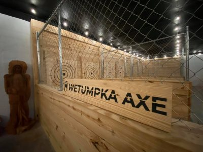 'Wetumpka Axe' To Celebrate Grand Opening Feb. 13 in Downtown Wetumpka