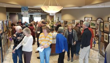 Elmore County Art Guild: Talent On Display at First Community Bank in Millbrook until Feb. 28