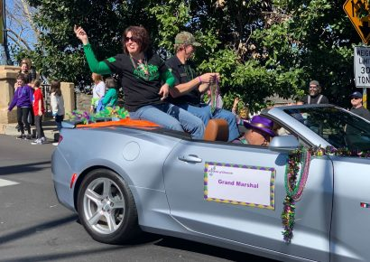 Wetumpka Mardi Gras Photos! Beautiful Day for a Parade in Historic Downtown