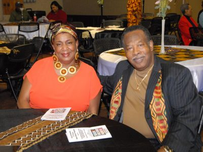 Maxwell Pickett, brother to Musician Wilson Pickett of Prattville, Guest Speaker during Annual Black History Program