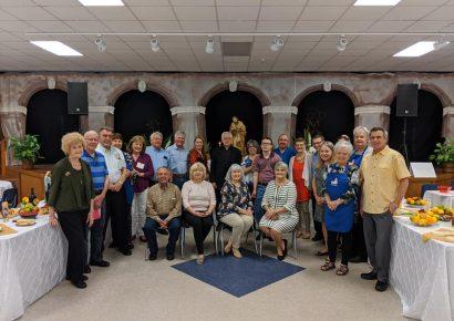 Parishioners, Members of American Italian Association of Montgomery Celebrated St. Joseph's Feast Day in Prattville March 15
