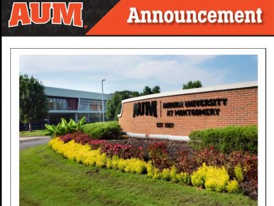 Auburn University at Montgomery waives ACT/SAT testing requirements