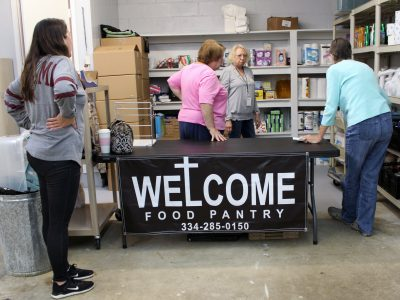 Health Crisis Means Greater Need for Food  Donations for W.E.L.C.O.M.E. Food Pantry