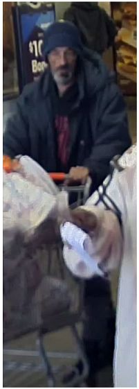 Montgomery Police, CrimeStoppers Seek Identity of Suspect(s) Wanted for Fraudulent Use of a Credit Card Investigation