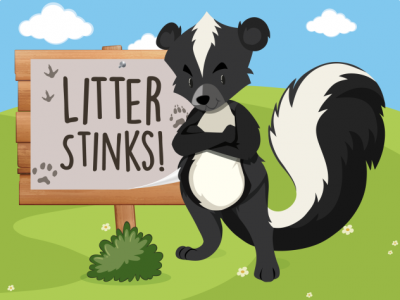 Help Name the Anti-Litter Critter of the Week