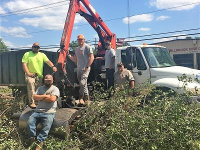 Millbrook Street Department Overcoming Obstacles