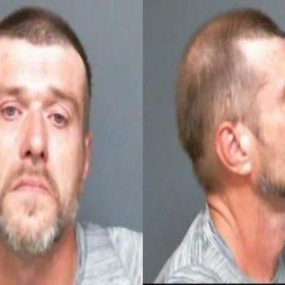 Fugitive Wayne Ellis in Custody