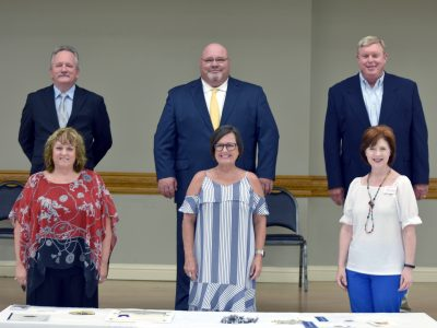 Lions Club Chartered in West Elmore County and New Members are Welcome; Art Faulkner is First President
