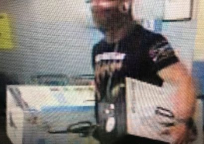 Wetumpka PD Investigating Retail Store Theft; Anyone who Can Identify Suspect, or Has Info Could Receive Reward