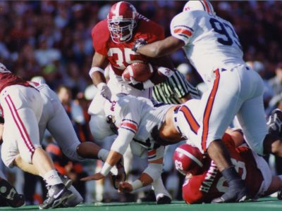 Former Alabama Fullback Martin Houston to be Guest Host for 23rd Annual Kevin Turner Golf Tournament Sept. 1