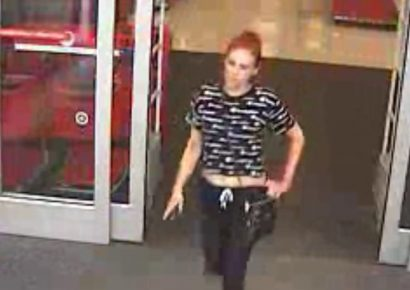 Unknown Male, Female Wanted by Prattville Police for Fraudulent Use of Credit Card; Reward for Info Leading to Arrests