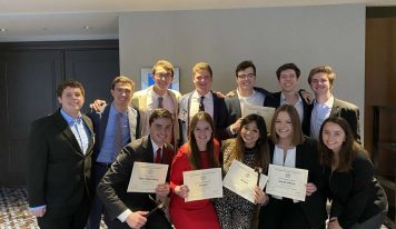 UA's Model UN Team, Members Ranked Among the Best; Team Included Daniel Burnham of Prattville