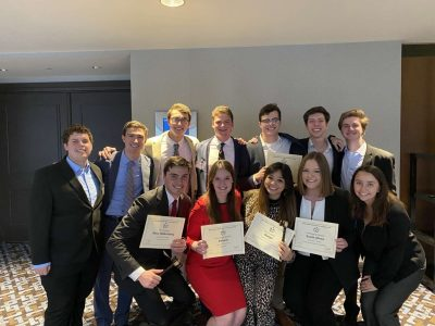 UA's Model UN Team, Members Ranked Among the Best; Team Included Daniel Burnham of Prattville