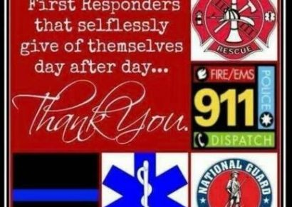 Individuals, 'Alabama Backs the Blue' to Host 'First Responders Prayer' Event at Wetumpka PD Saturday at 10 a.m.