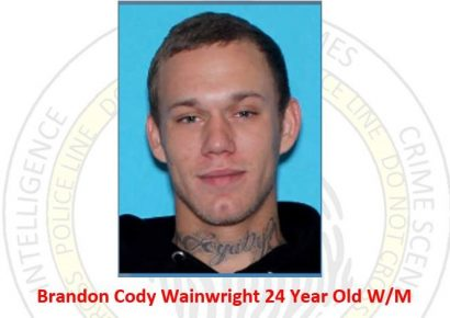 Prattville Police Assists Millbrook Police Concerning Stolen Weapons; Brandon Cody Wainwright Arrested