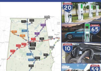 Alabama Seeks to Bring more Electric Vehicle Charging Stations to State