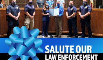 Autauga County, Prattville Show Outpouring of Support for Law Enforcement Officers