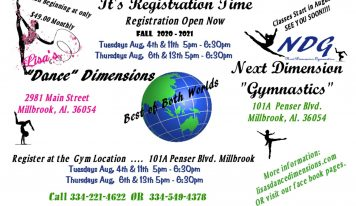Last Day to Register for Lisa's Dance Dimensions Classes is Thursday; Rebuilding After Storm Damage to Facility