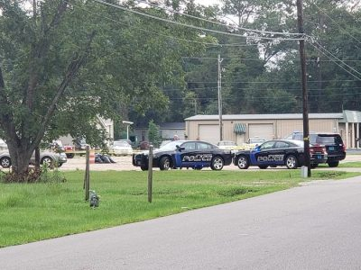 Old Millbrook Police Dept. Blocked Off After Apparent Suicide This Morning in Parking Lot