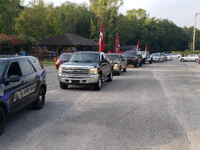 School Traffic Returns Monday in Elmore County; SEHS Seniors will Have Traditional Senior Escort To School