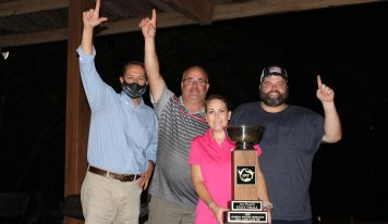 Biscuit and Gravy Chillin' and Grillin' Team Wins AWF Wild Game Cook-Off State Finals