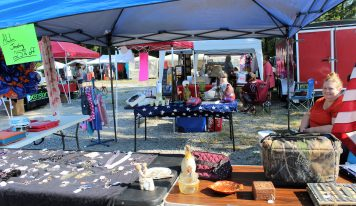 Local Businesses Showcase Variety of Products at Eclectic Trade Days Every Month