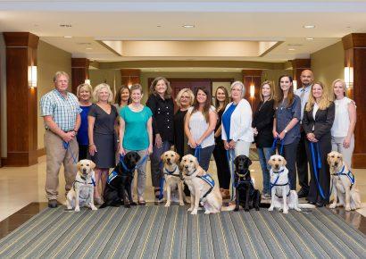 Governor Ivey Awards $1.17 Million to Expand Court Facility Dog Program in Alabama