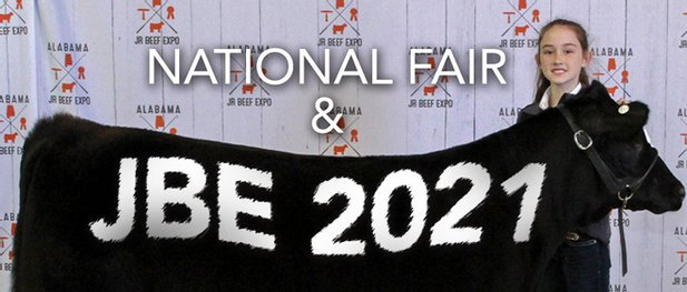 Information on Upcoming Alabama National Fair, Alfa Jackpot, JBE