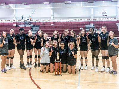 Prattville Christian Academy Volleyball Team Wins Boaz Harvest Festival Tournament