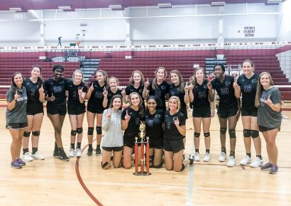 Prattville Christian Academy Volleyball Team Wins Boaz Harvest Festival Tournament