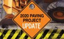 Paving Projects Continue This week in Prattville, Weather Permitting