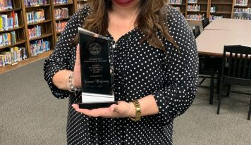Veronica Montgomery, Teacher at MMS, Awarded ACCESS Facilitator of the Year for 2019-20