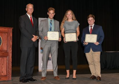 Troy University: 2020 Accountancy Day Awards and Scholarships Given to Local Students