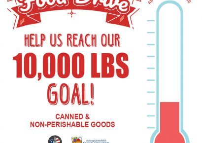 Food Drive for Apartment Fire Victims Reaches 3,000 Pounds; Goal is 10,000 Pounds