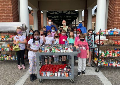 ARIS Student Council Collecting Donations for WELCOME Food Pantry Through Dec. 4