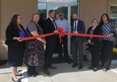City of Millbrook, Chamber of Commerce Welcome Harris Law Firm; Located on Main Street